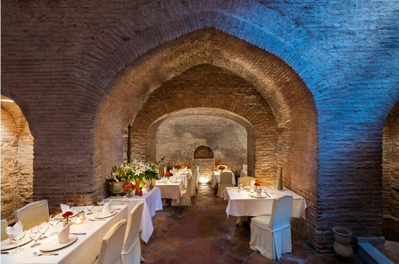 restaurantes romanticos en Sevilla